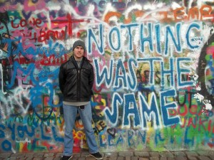 Lennon's Wall, Prague